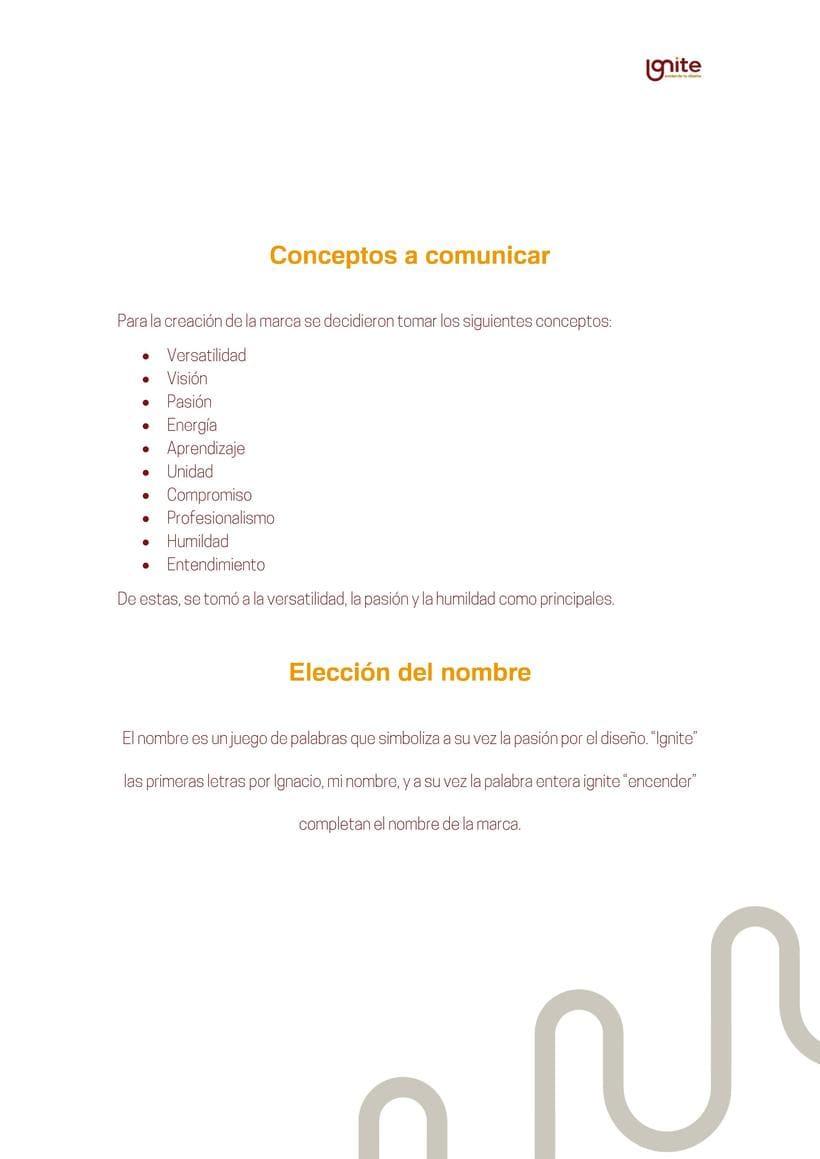 Desarrollo de marca personal (Diseño de identidad corporativa) 0