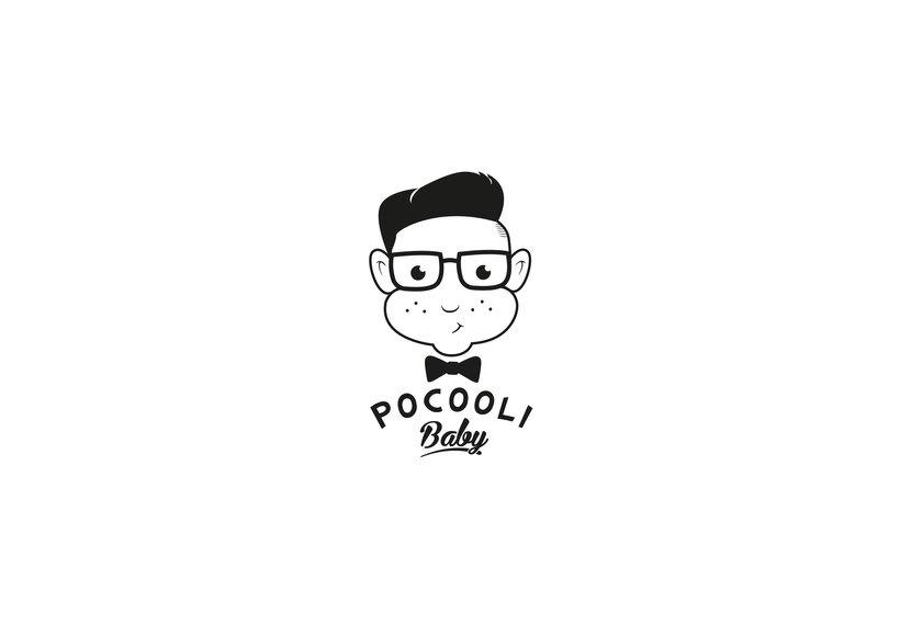Diseño de marca Pocooli 1