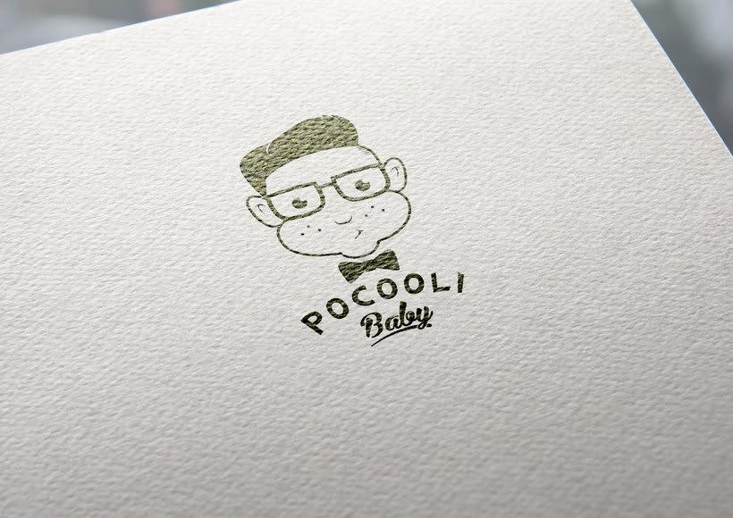 Diseño de marca Pocooli 3
