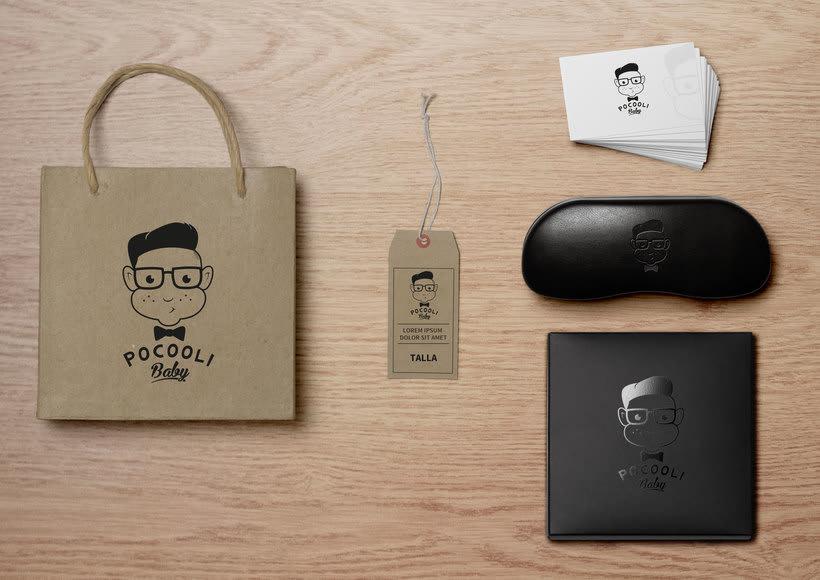 Diseño de marca Pocooli 4