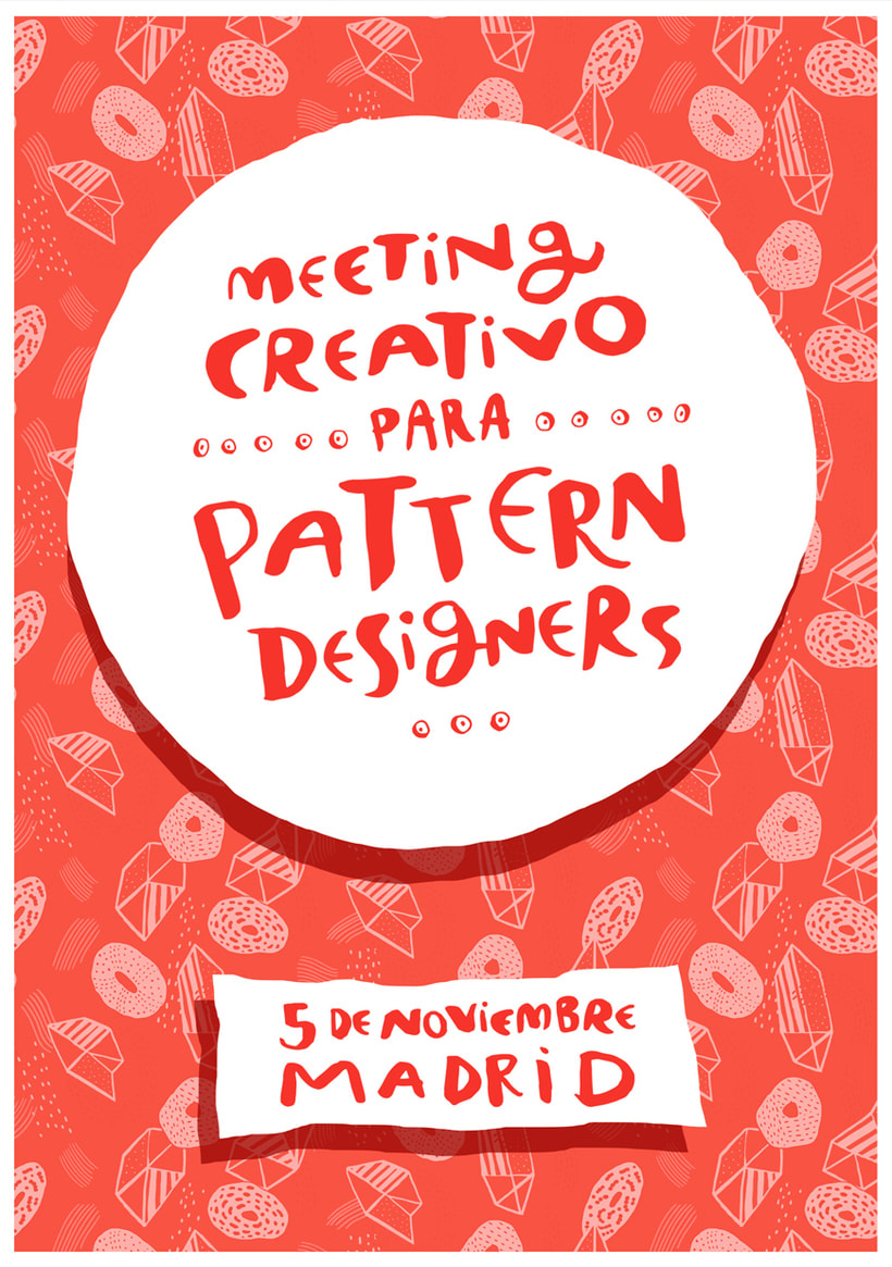 Meeting Creativo de Pattern Designers 1