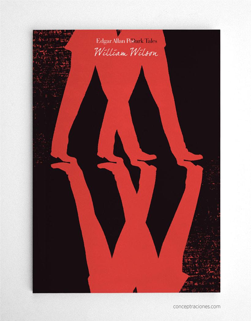 Edgar Allan Poe / Dark Tales 3