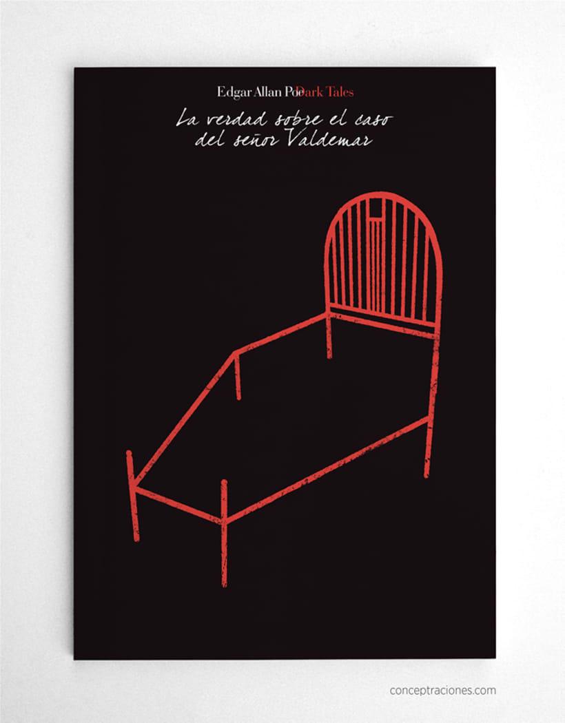 Edgar Allan Poe / Dark Tales 7