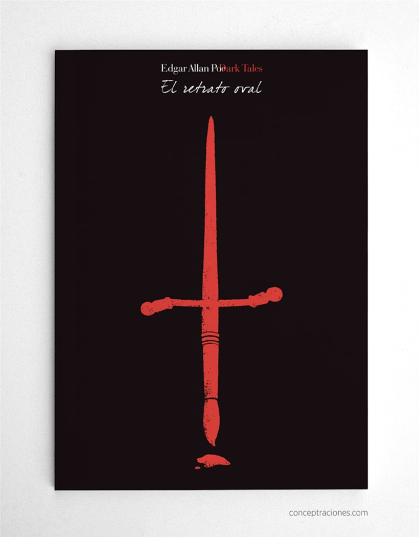 Edgar Allan Poe / Dark Tales 8