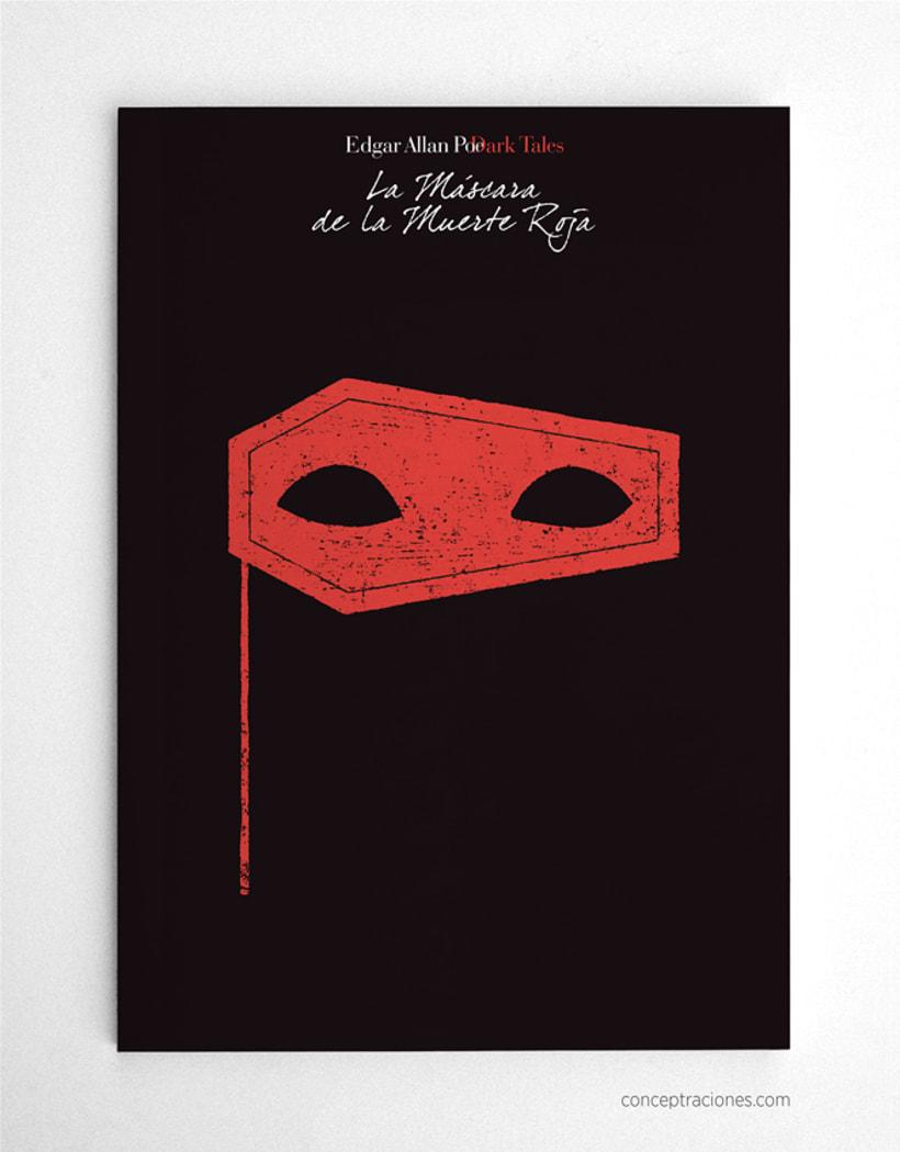 Edgar Allan Poe / Dark Tales 12