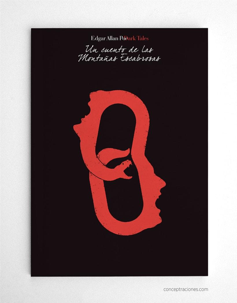 Edgar Allan Poe / Dark Tales 13