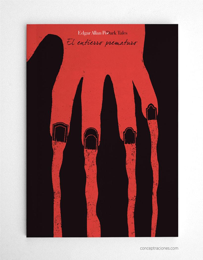 Edgar Allan Poe / Dark Tales 15