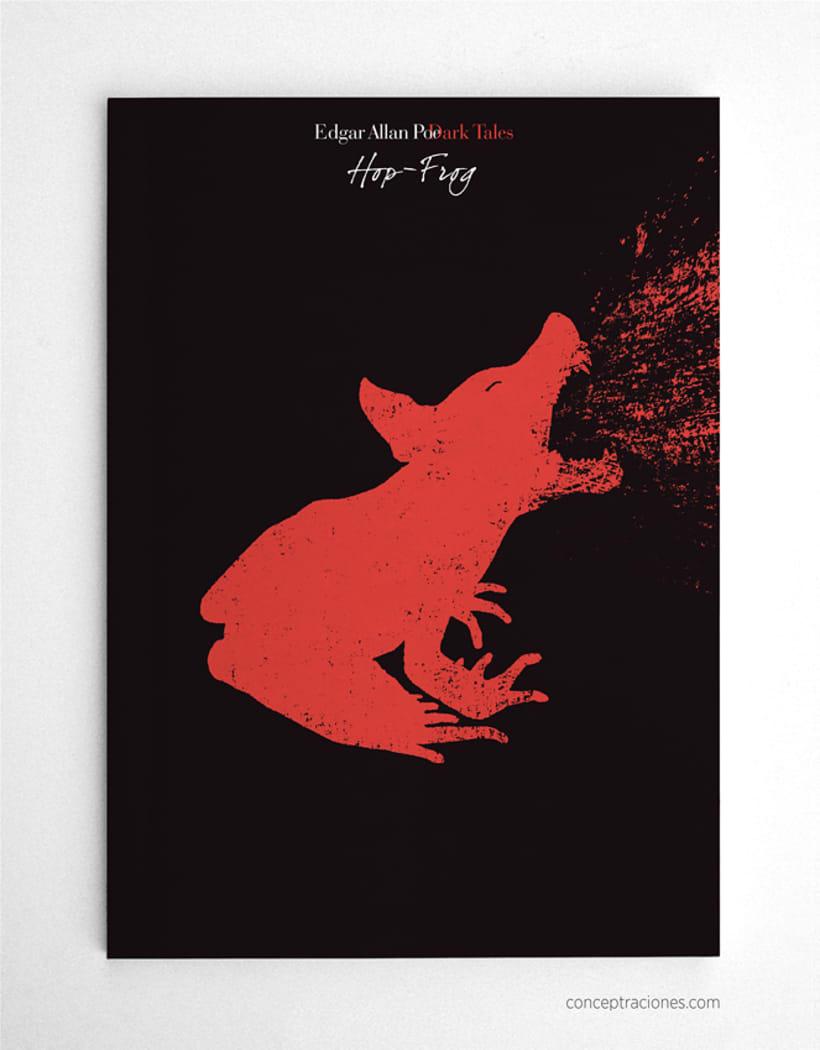 Edgar Allan Poe / Dark Tales 17