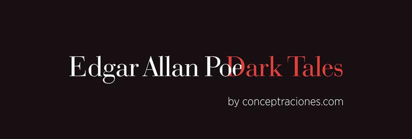 Edgar Allan Poe / Dark Tales 1