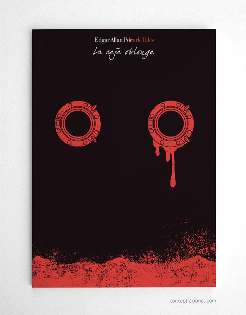 Edgar Allan Poe / Dark Tales 18