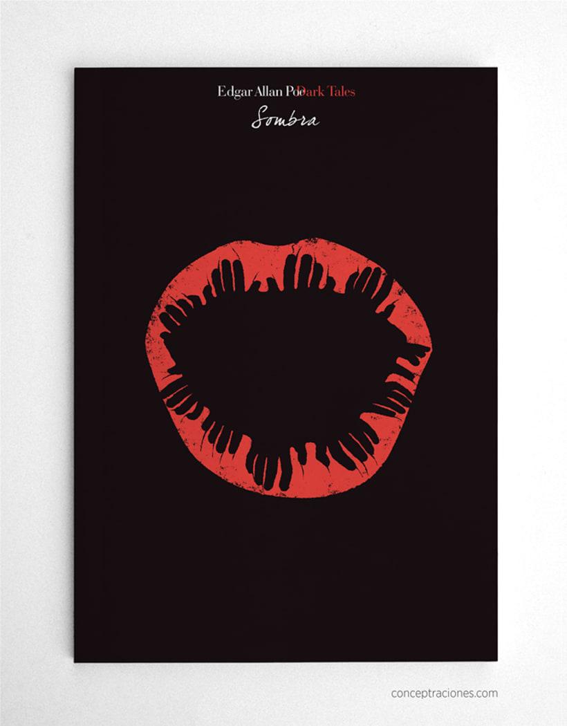 Edgar Allan Poe / Dark Tales 21
