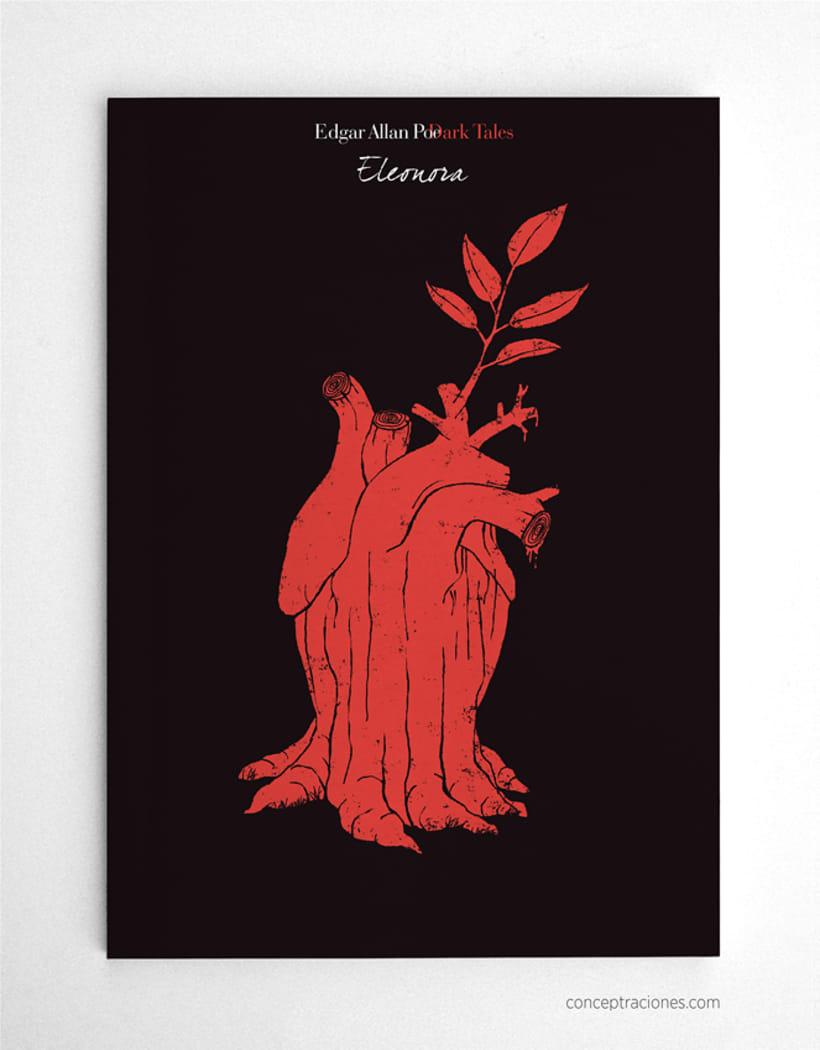 Edgar Allan Poe / Dark Tales 22