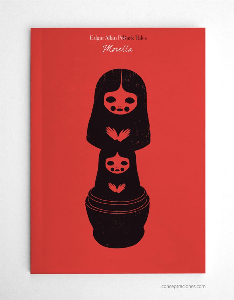 Edgar Allan Poe / Dark Tales 23