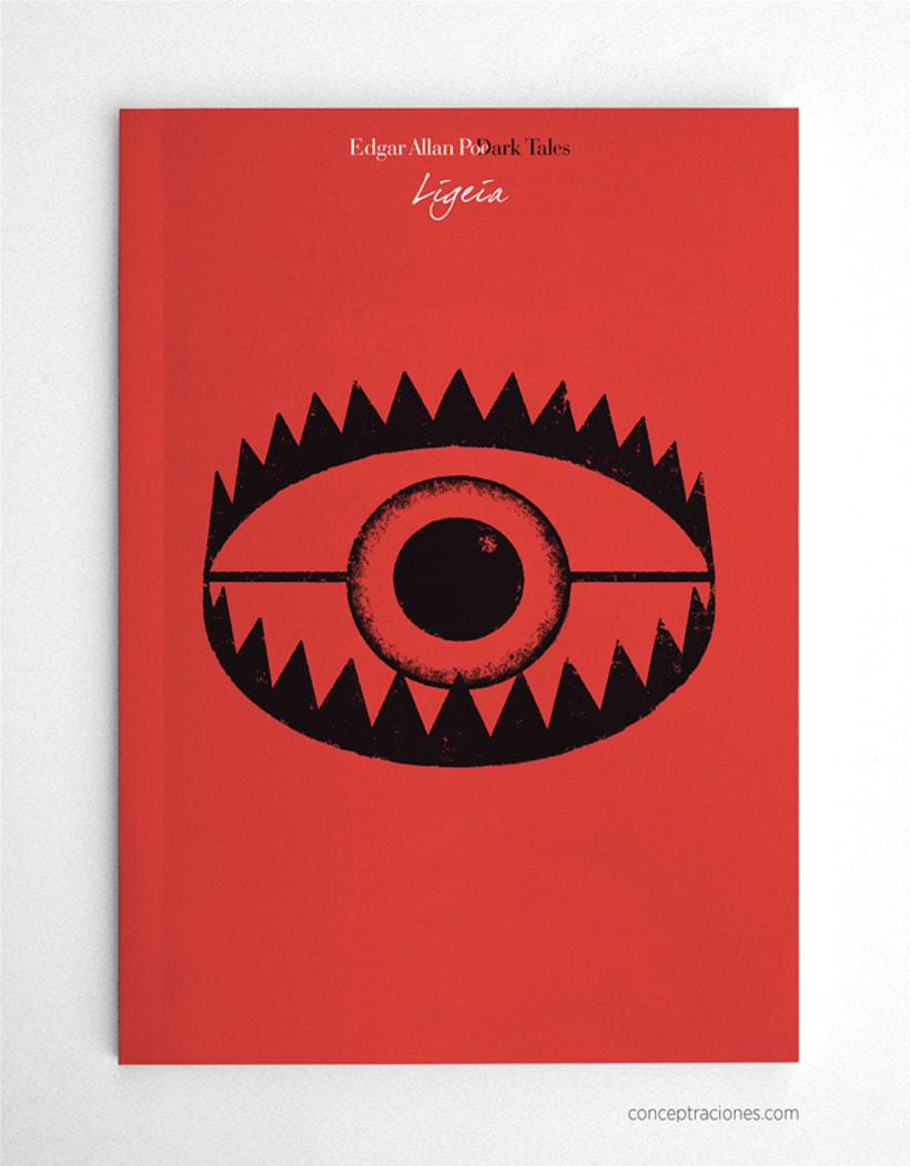 Edgar Allan Poe / Dark Tales 25