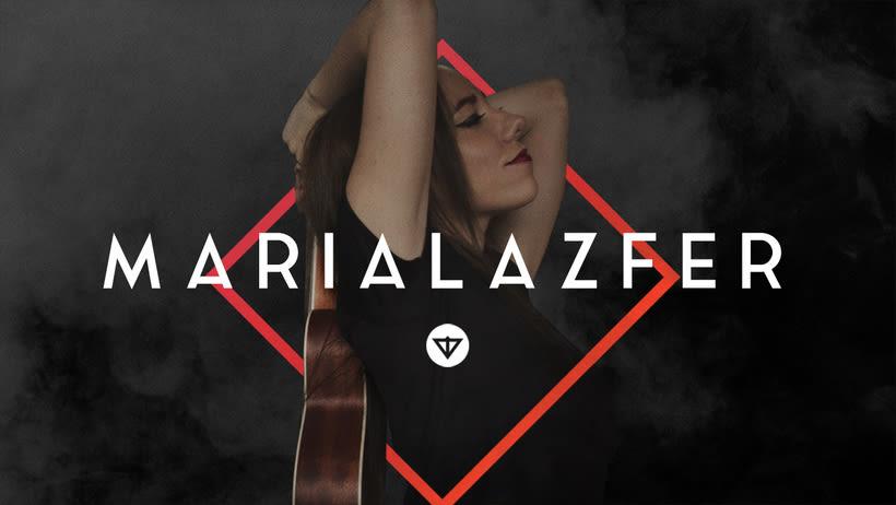 Maria-Lazfer Design Branding 0