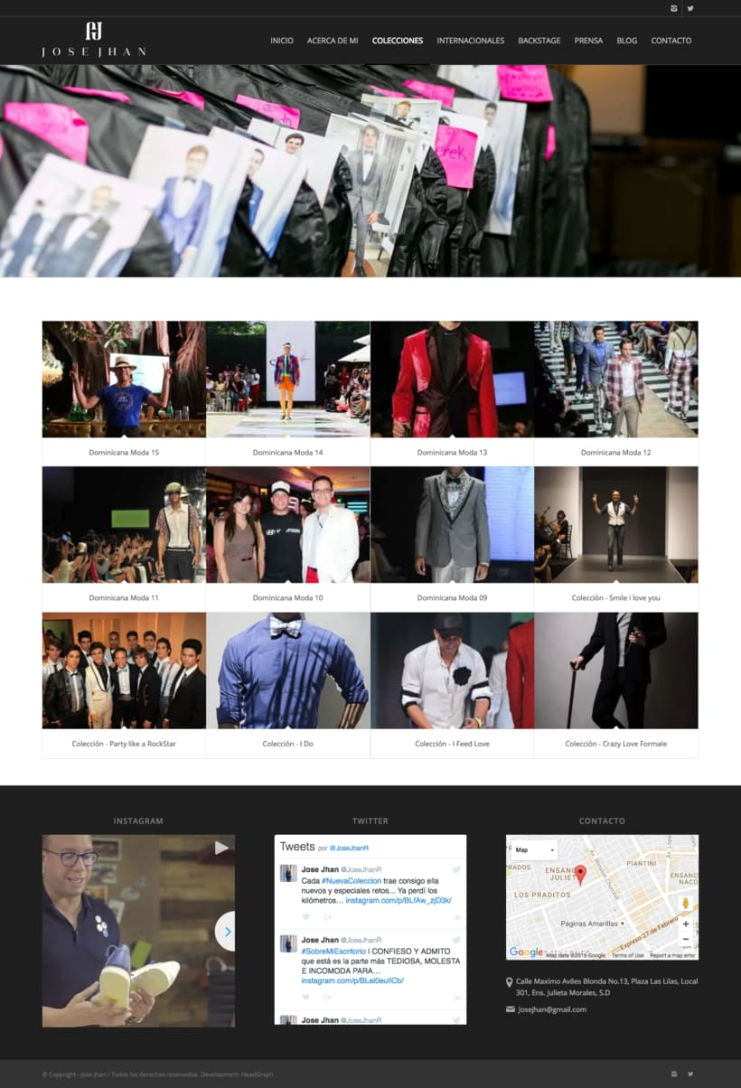 Website - Jose Jhan 2