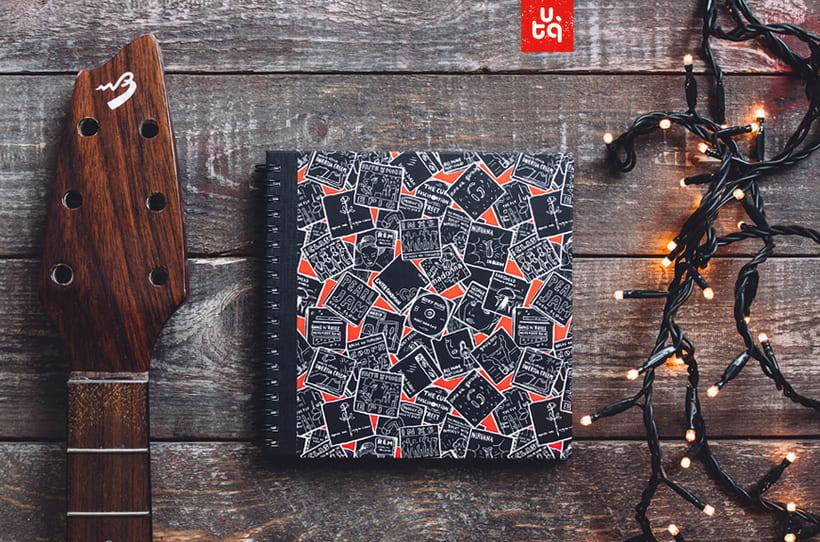 Diseño de papelería y regalos indie 6