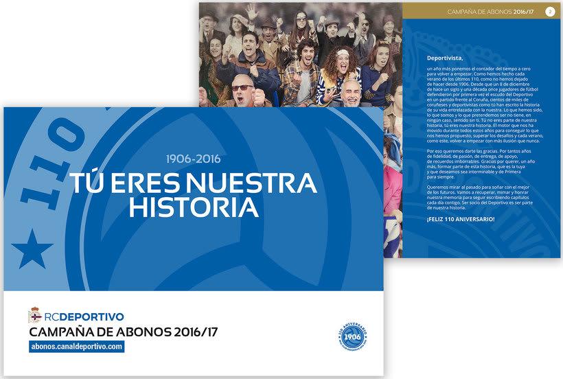Campaña nuevos abonos 16/17 RC Deportivo de La Coruña 3