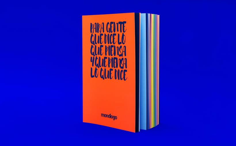 Monólogo · #Monologueando Campaign 1