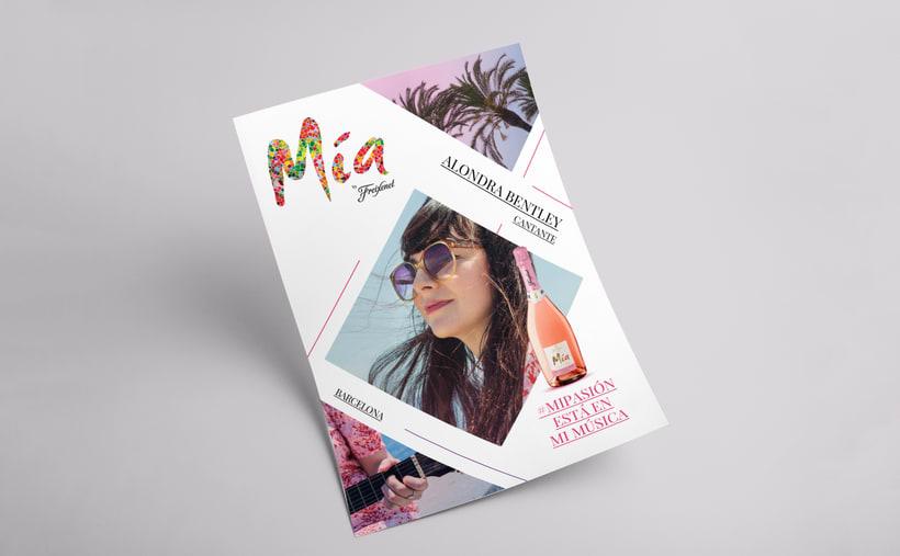 Mía · #MiPasión Campaign 1