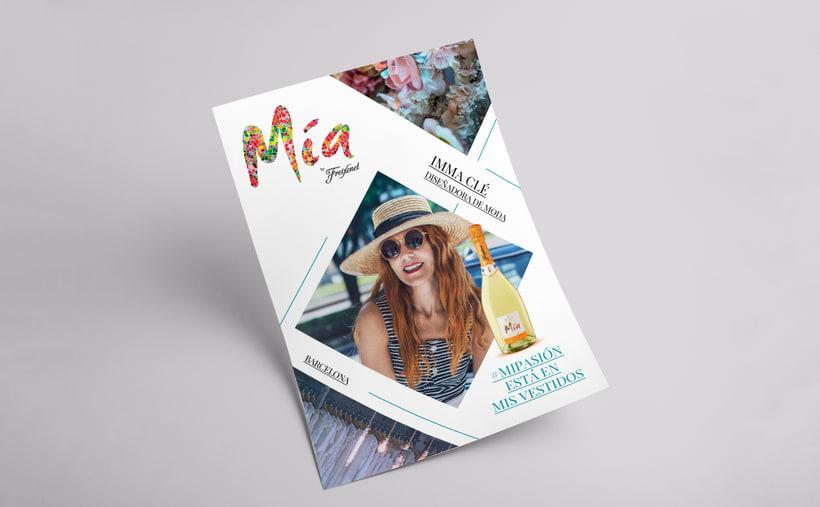 Mía · #MiPasión Campaign 4