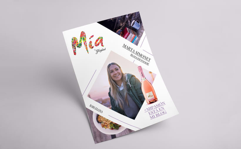 Mía · #MiPasión Campaign 3