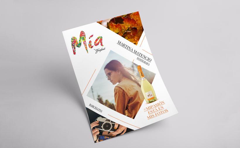 Mía · #MiPasión Campaign 2