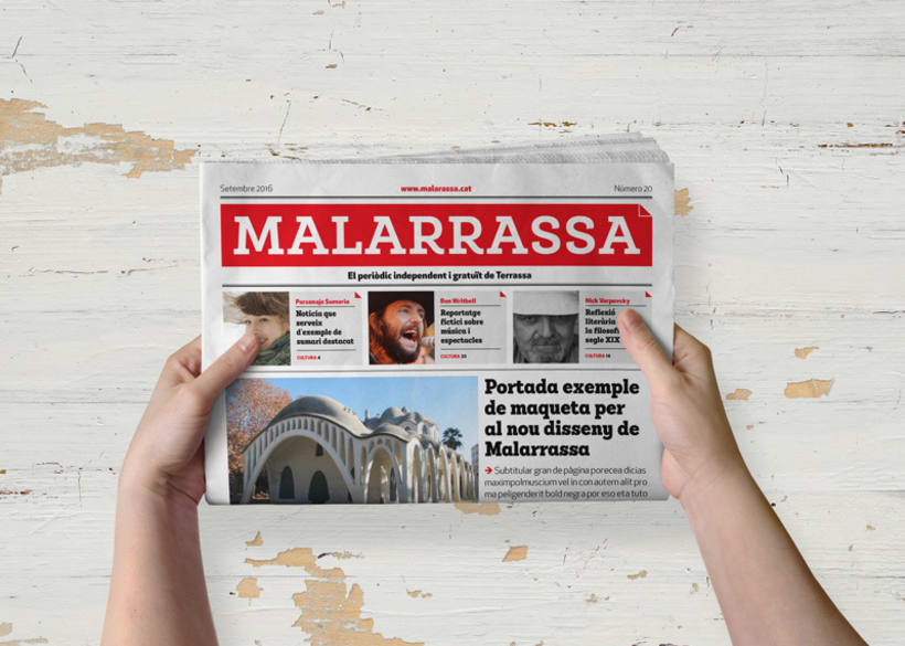 Malarrassa Diseño Editorial 0