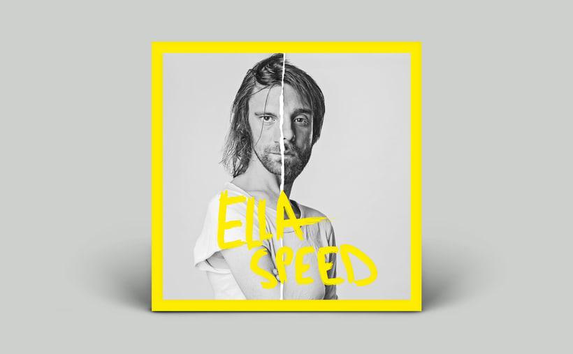 Ella Speed · Ella Speed EP 1
