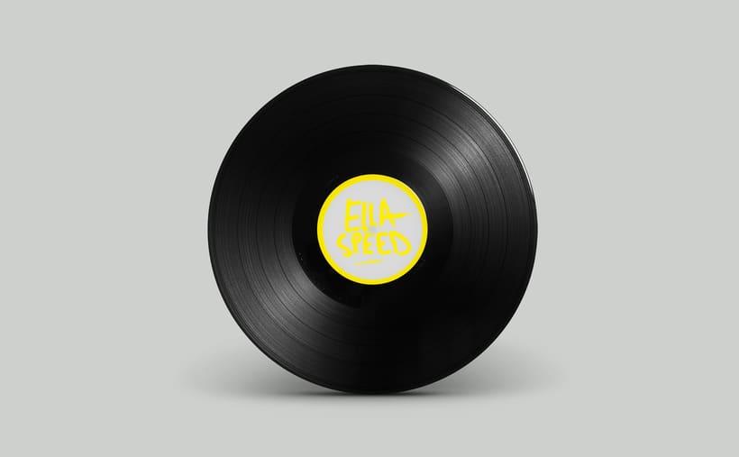 Ella Speed · Ella Speed EP 2