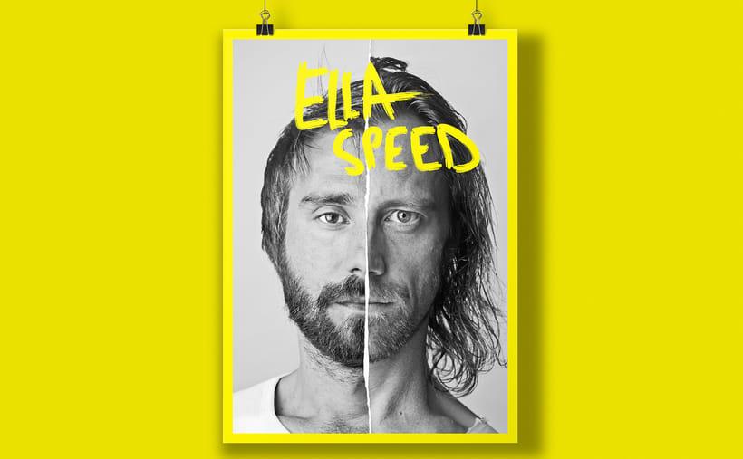 Ella Speed · Ella Speed EP 3