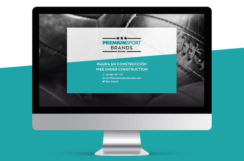 Identidad Premium Sport Brands 3