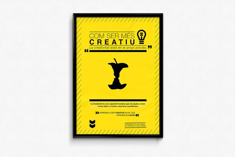 Infografía sobre CREATIVIDAD 0