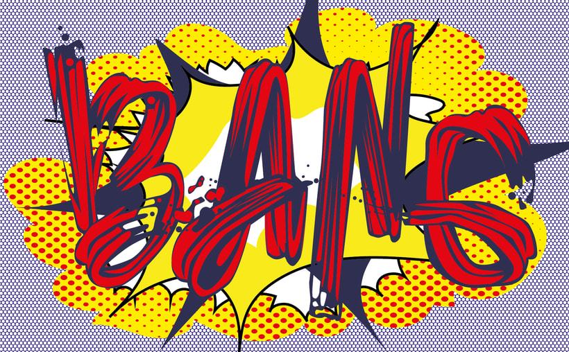 Typography · Lichtenstein 0