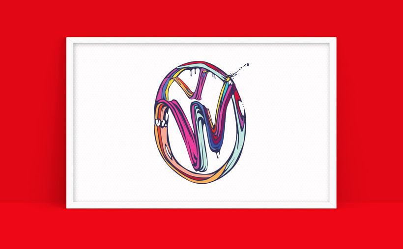 Typography · Lichtenstein 2