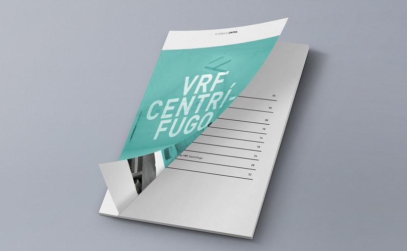 Hitachi · Centrifugal VRF Catalogue 1