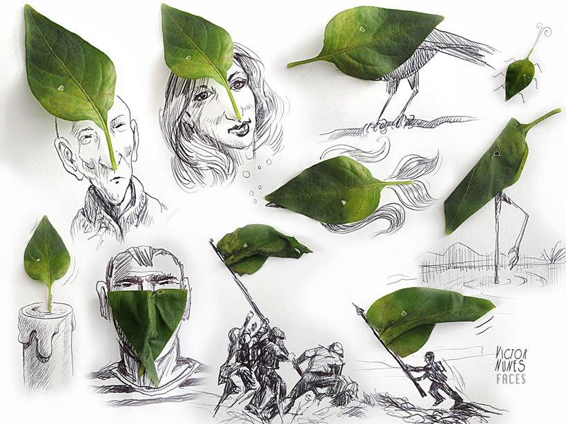 7 artistas cuyos dibujos se salen 3