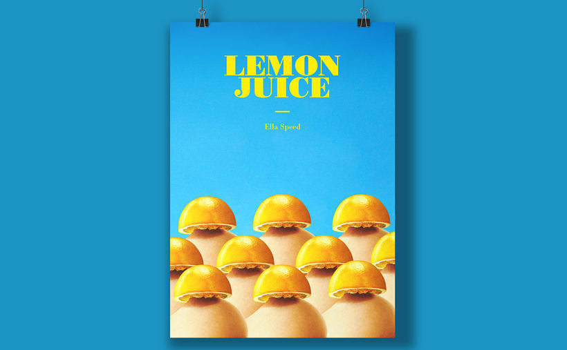 Ella Speed · Lemon Juice EP 3