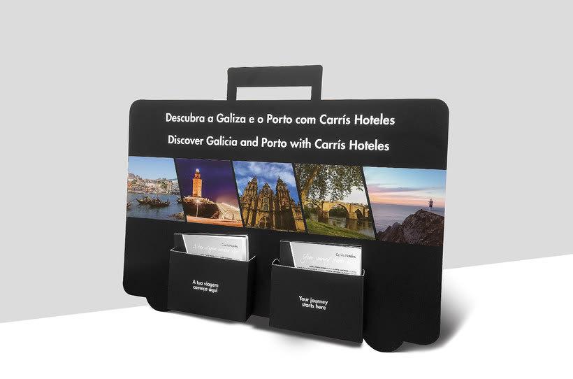 Display Carrís Hoteles 1