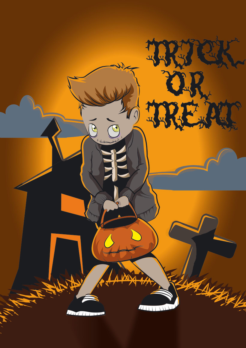 Trick or treat 2015 -1