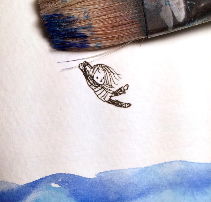 7 artistas cuyos dibujos se salen 29