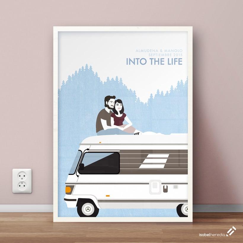 """""""Into de life"""" 0"""