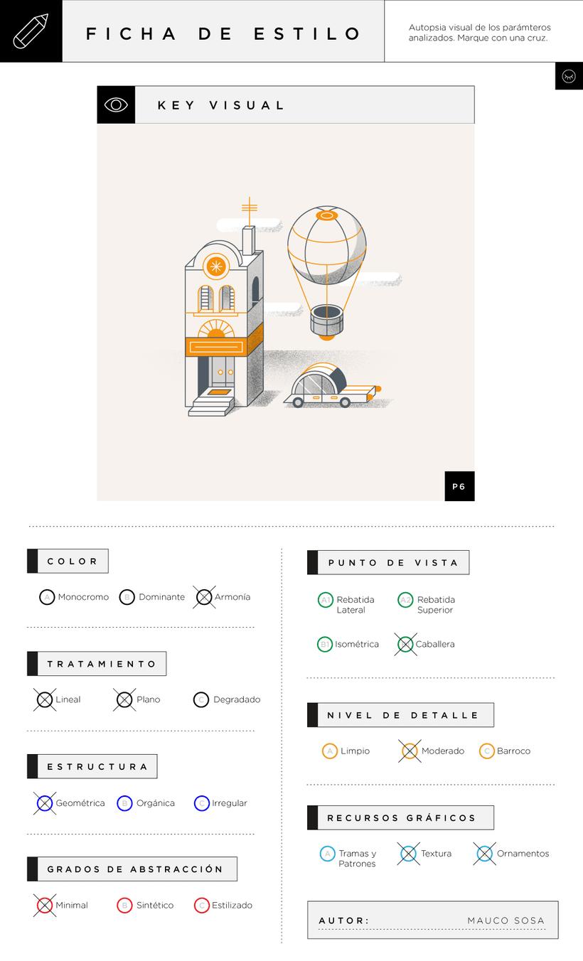 Mi Proyecto del curso: Ilustración corporativa: Guía de Estilo vectorial 8