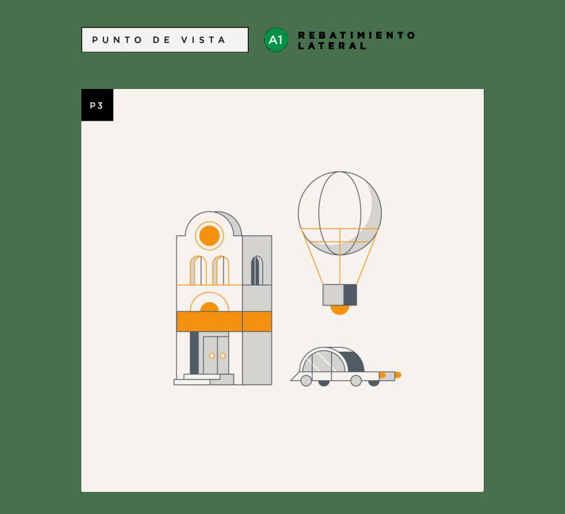 Mi Proyecto del curso: Ilustración corporativa: Guía de Estilo vectorial 4
