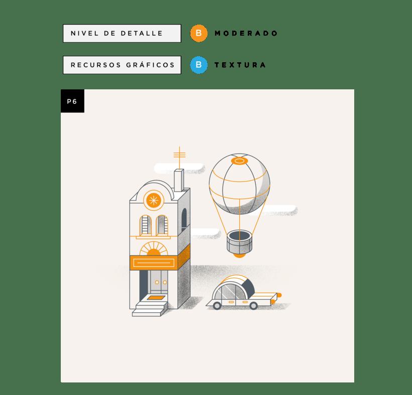 Mi Proyecto del curso: Ilustración corporativa: Guía de Estilo vectorial 7