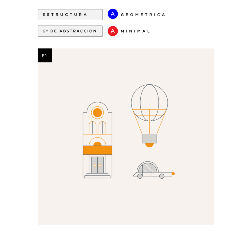 Mi Proyecto del curso: Ilustración corporativa: Guía de Estilo vectorial 2