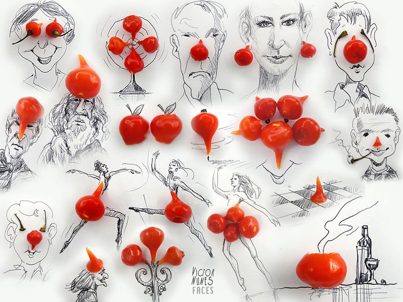 7 artistas cuyos dibujos se salen 5