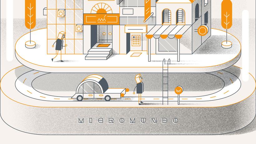 Mi Proyecto del curso: Ilustración corporativa: Guía de Estilo vectorial 11