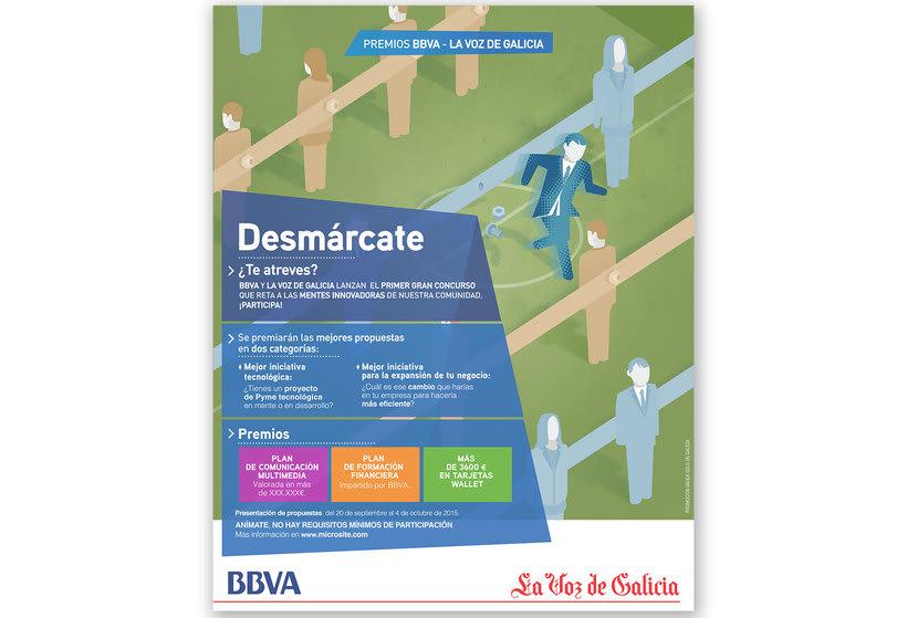 Concurso Premios BBVA - La Voz de Galicia 1