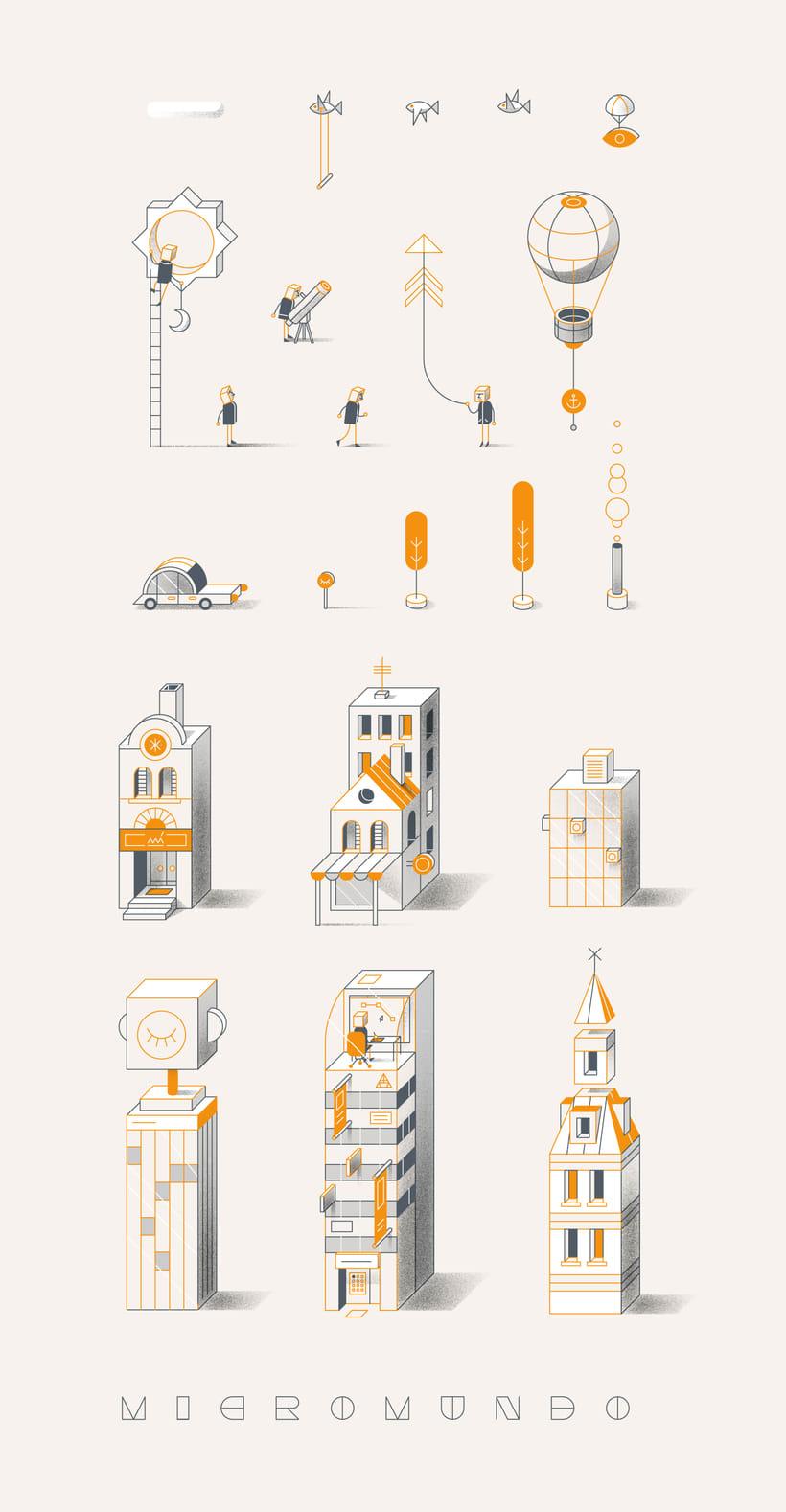 Mi Proyecto del curso: Ilustración corporativa: Guía de Estilo vectorial 13